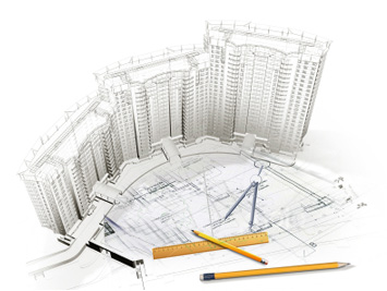 Architecture Drawing Kit la rue (pvt) ltd
